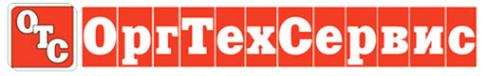Логотип компании ОргТехСервис