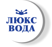 Логотип компании Люкс Вода